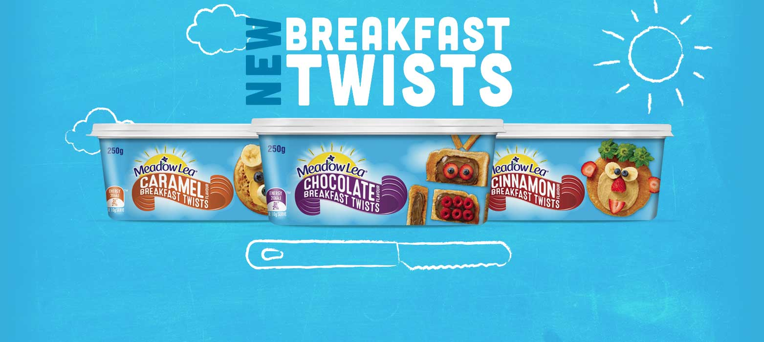 New Breakfast Twists